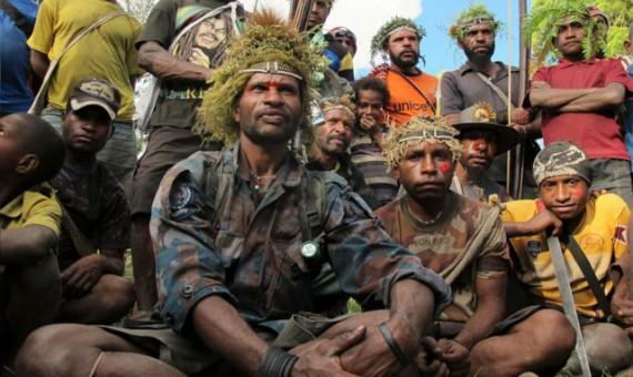 Tribal War among the Huli