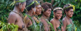 Papouasie Nouvelle Guinée Fixeur Papou Kimbe