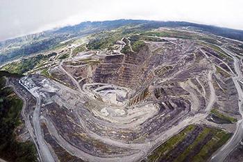 Arte : La mine d'or de Porgera